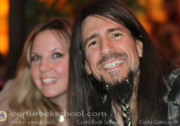 "Ron ""Bumblefoot"" Thal Workshop Photo Album 2015 August 1st- 8th 2015"
